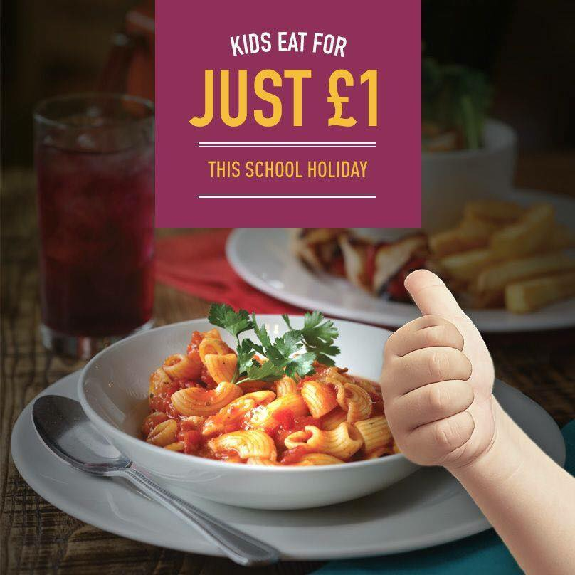 Feed the kids for £1 @ The Fairfield Arms | Audenshaw | England | United Kingdom