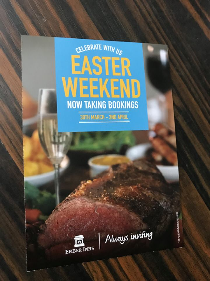 Easter Weekend Bookings @ The Fairfield Arms | Audenshaw | England | United Kingdom