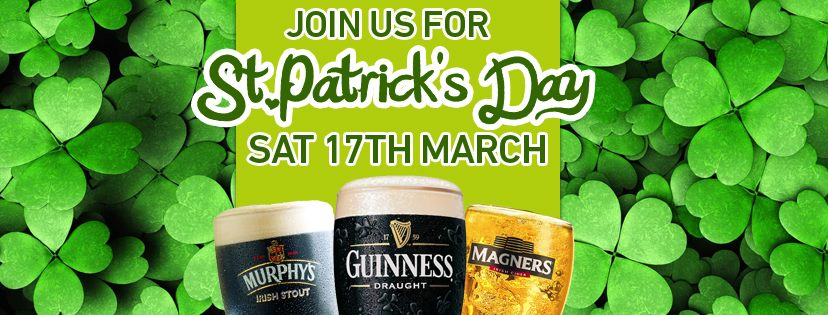 St Paddy's Day @ The Fairfield Arms | Audenshaw | England | United Kingdom
